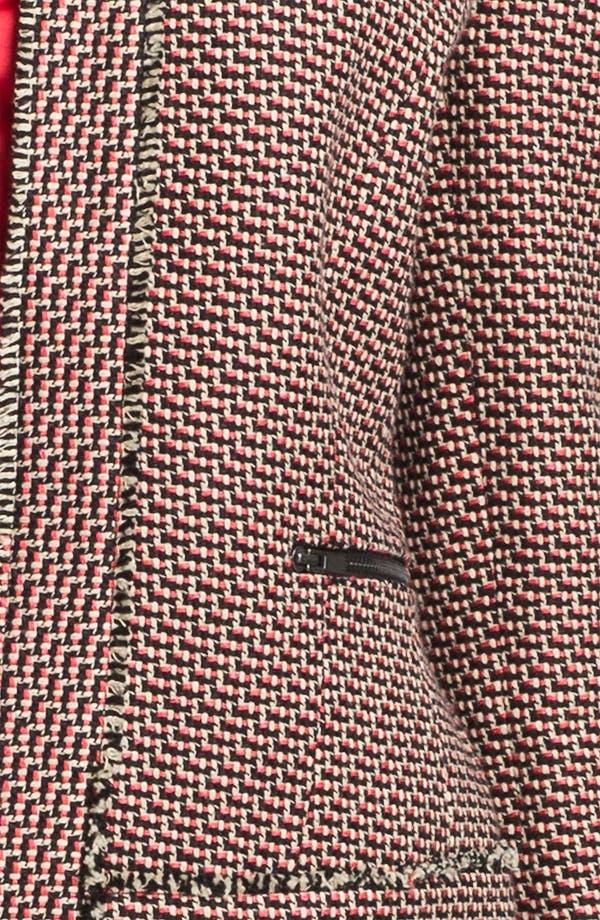 Alternate Image 3  - Classiques Entier® 'Venetto Zigzag' Jacket