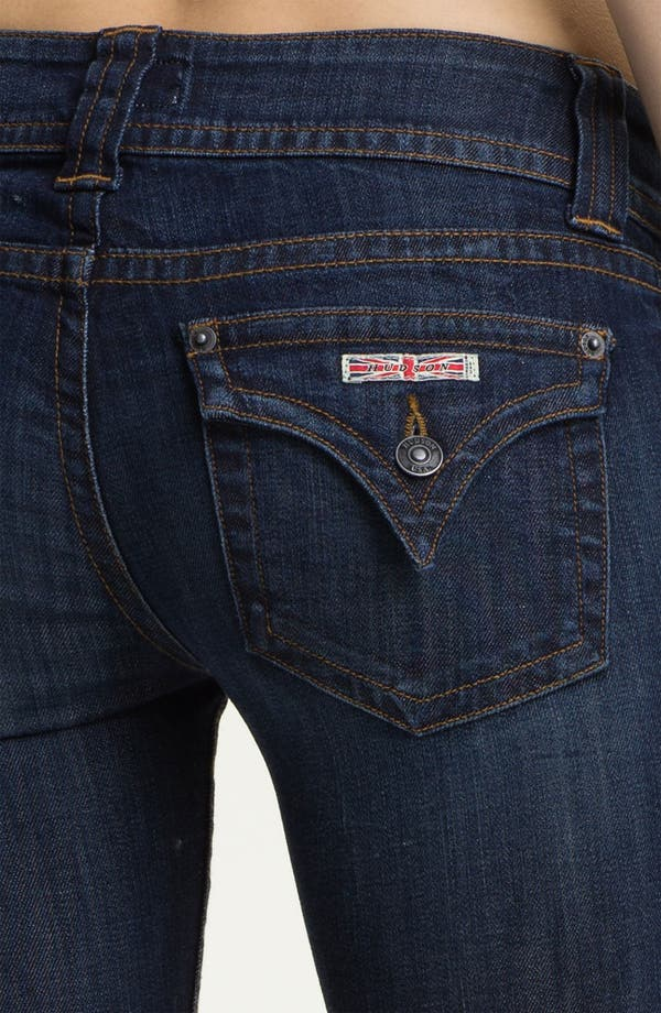 Alternate Image 3  - Hudson Jeans Signature Bootcut Jeans (Merton)