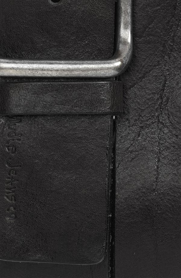 Alternate Image 2  - Nudie 'Joelsson' Leather Belt