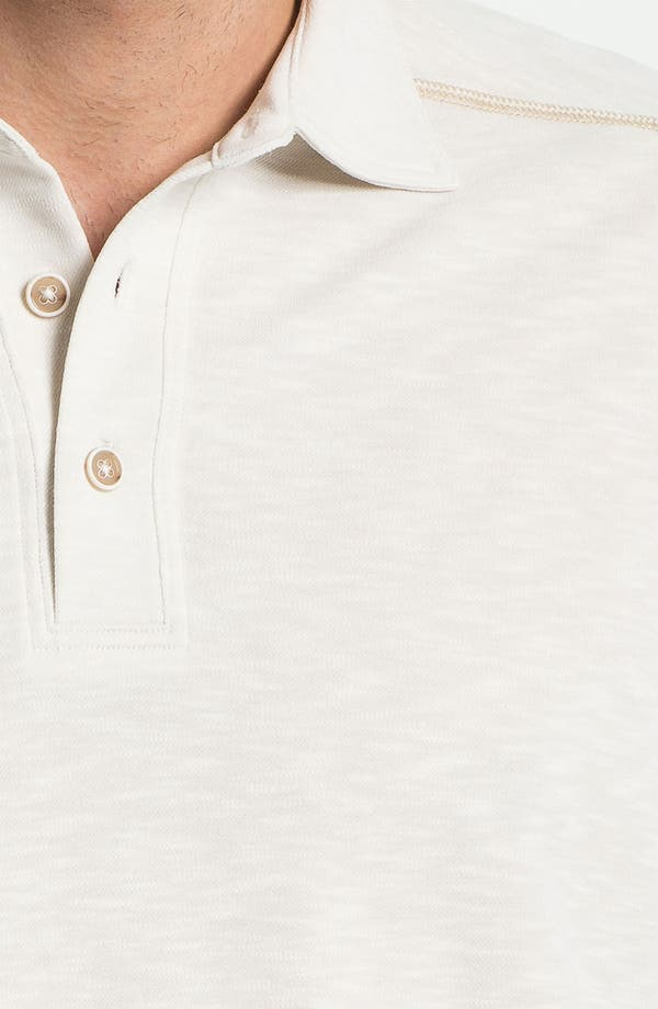 Alternate Image 3  - Tommy Bahama 'Paradise Blend' Polo (Big & Tall) (Online Only)