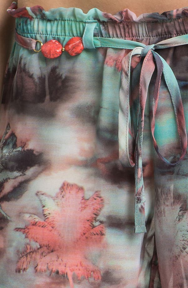 Alternate Image 3  - Luxe by Lisa Vogel 'Resortist' Cover-Up Pants