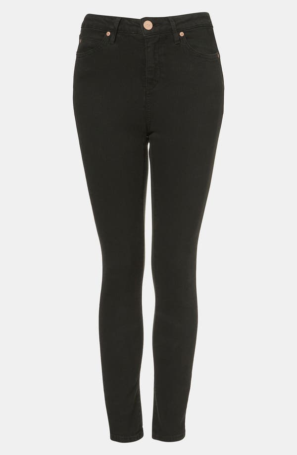 Alternate Image 1 Selected - Topshop Moto 'Jamie' High Waist Skinny Jeans
