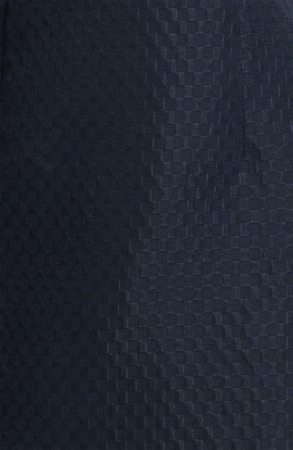 Alternate Image 3  - Tahari Cutout Detail Jacquard Sheath Dress