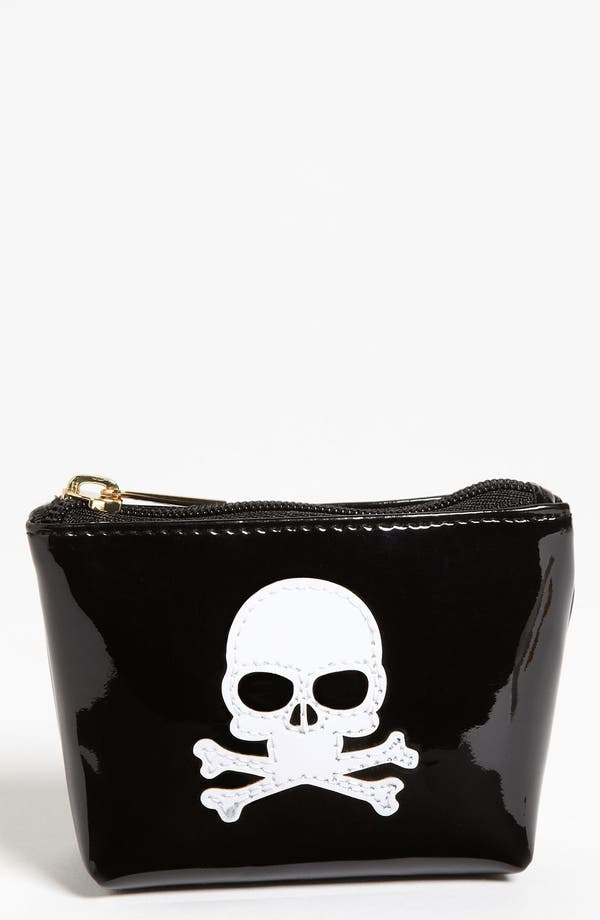 Alternate Image 1 Selected - Lolo 'Avery - Skull Mini' Pouch