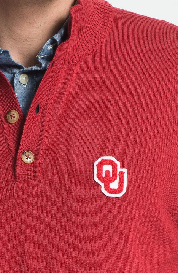 Alternate Image 3  - Thomas Dean 'Oklahoma' Wool Sweater