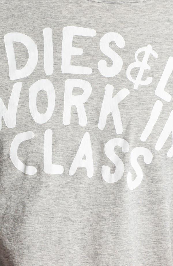 Alternate Image 3  - DIESEL® 'Sandy' Graphic T-Shirt