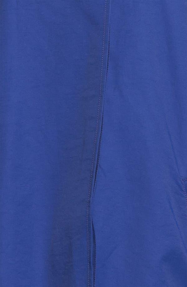 Alternate Image 3  - Eileen Fisher Classic Collar A-Line Coat (Plus)