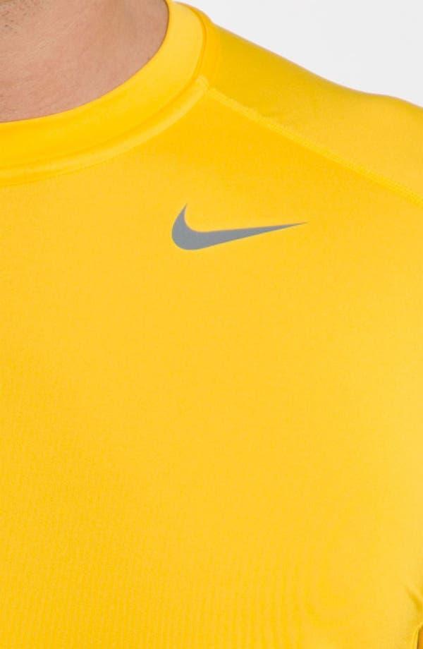 Alternate Image 3  - Nike 'Core 2.0' Fitted Long Sleeve T-Shirt (Regular Retail Price: $32.00)