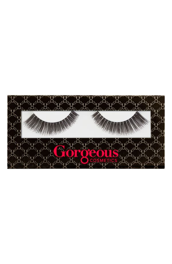 Alternate Image 1 Selected - Gorgeous Cosmetics 'Miss Glam' Faux Lashes
