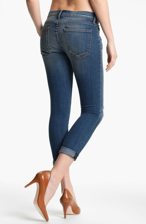 Alternate Image 2  - Current/Elliott 'The Stiletto' Skinny Stretch Jeans (Juke Box/Destroy)