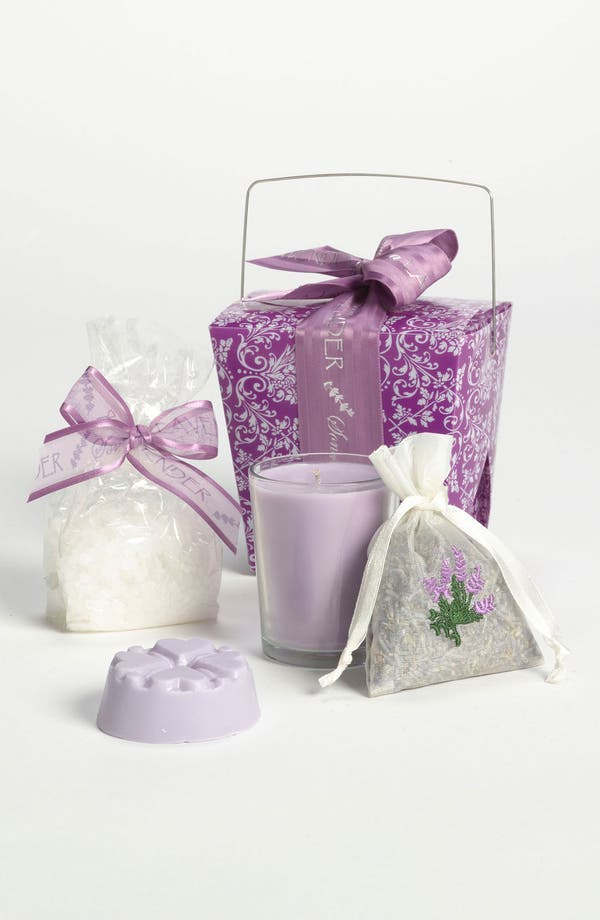 Alternate Image 1 Selected - Sonoma Lavender 'French Stamp' Take-Out Box