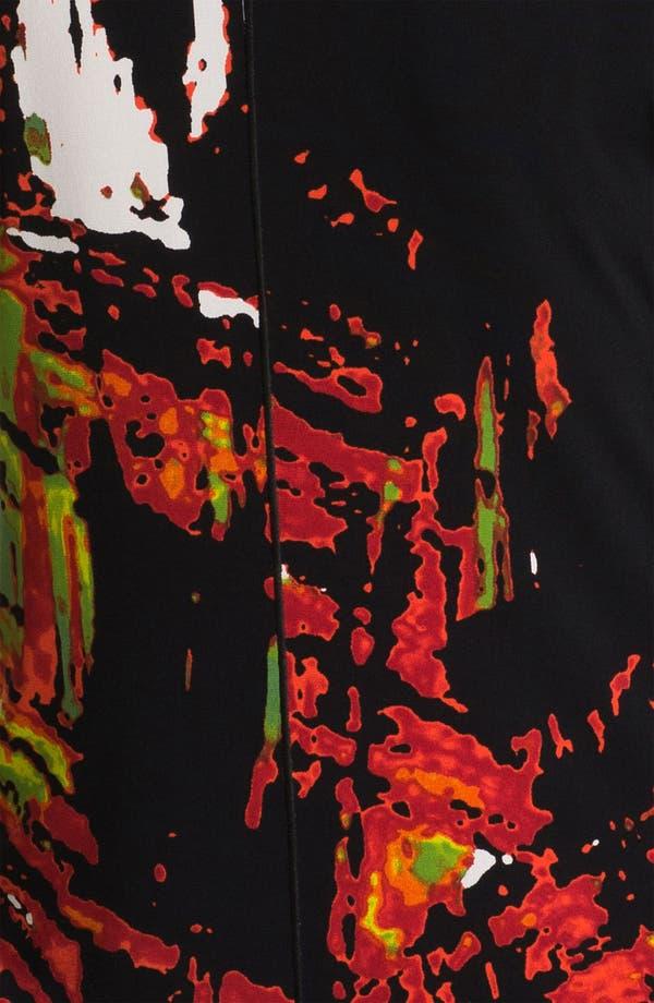Alternate Image 3  - Eva Varro Stretch Knit Tunic Dress