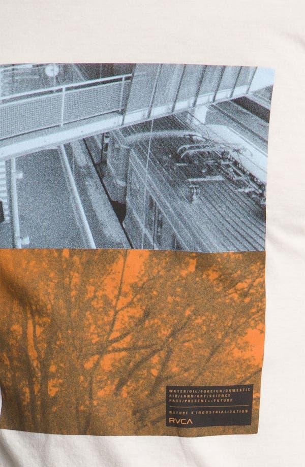 Alternate Image 3  - RVCA 'Balance Stack' T-Shirt