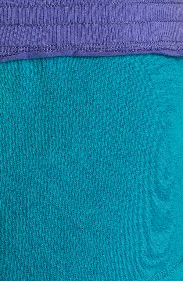 Alternate Image 3  - Steve Madden 'Earn Your Stripes' Terry Lounge Shorts