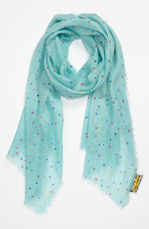 Alternate Image 1 Selected - Peace of Cake 'Tiny Stars' Scarf (Girls)