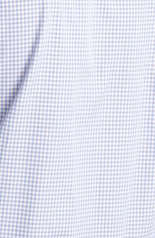 Alternate Image 3  - Paul Smith London Micro Gingham Dress Shirt