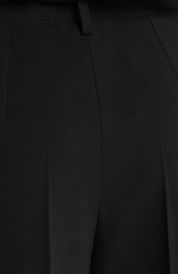 Alternate Image 5  - Lanvin Wool Crepe Crop Pants