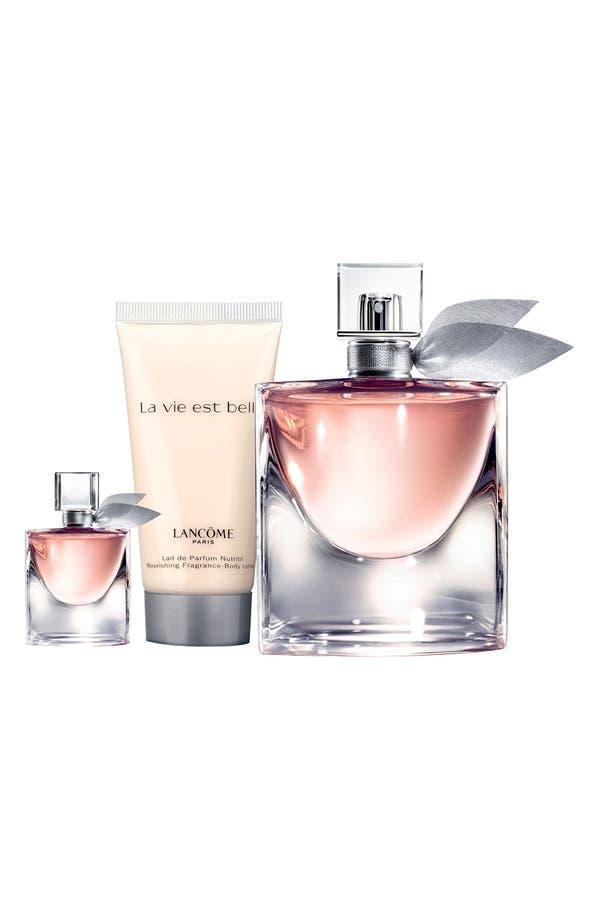 Alternate Image 1 Selected - Lancôme 'La Vie est Belle' Hearts Gift Set ($92.50 Value)