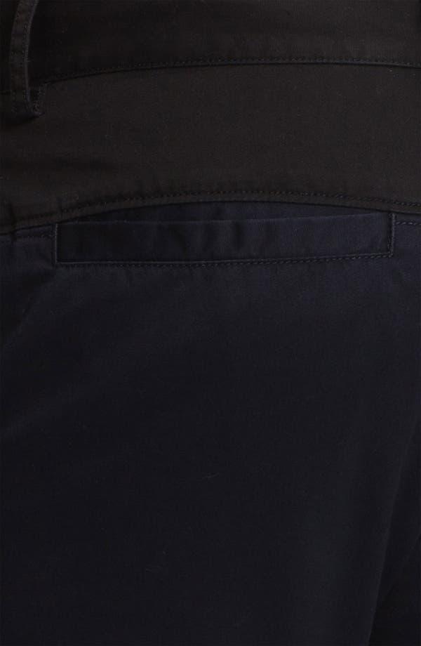 Alternate Image 3  - adidas SLVR Slim Flat Front Pants