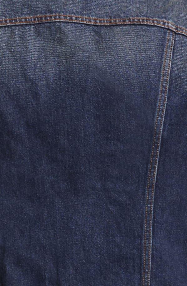 Alternate Image 3  - BLK DNM 'Jeans Jacket 5' Stonewashed Denim Jacket