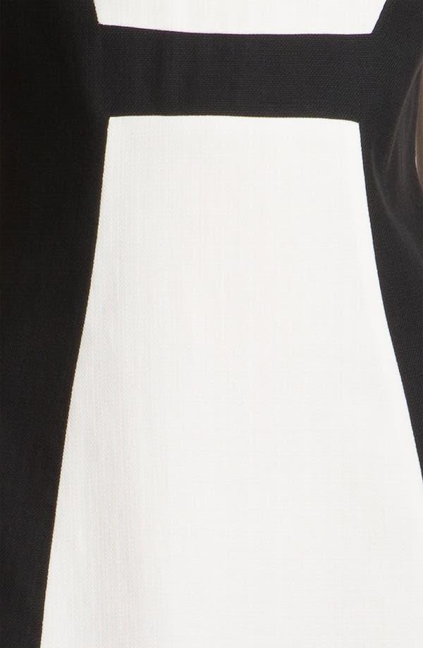 Alternate Image 3  - Rachel Zoe 'Madison II' Contrast Panel Dress