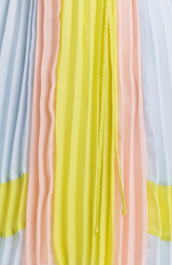 Alternate Image 3  - Ted Baker London Colorblock Dress