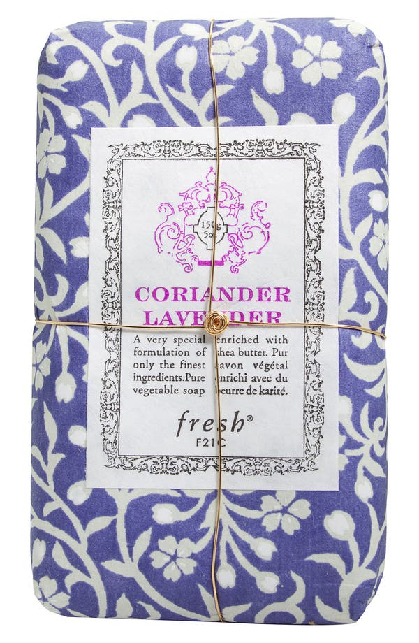 Alternate Image 1 Selected - Fresh® Coriander Lavender Petit Soap