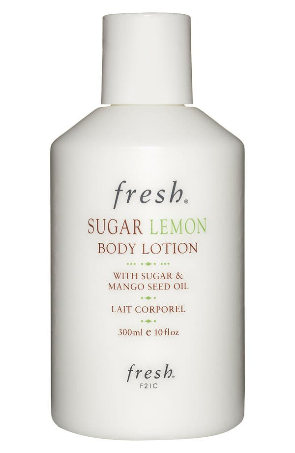 Main Image - Fresh® Sugar Lemon Body Lotion