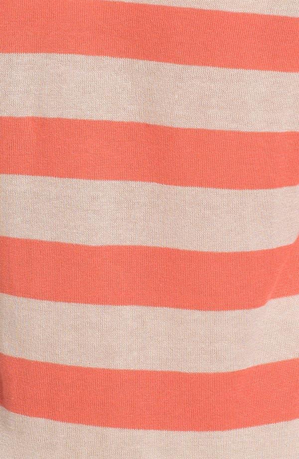 Alternate Image 3  - Vince Camuto Stripe Sweater