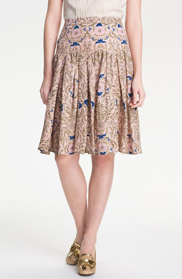 Main Image - Tory Burch 'Kyra' Flare Skirt