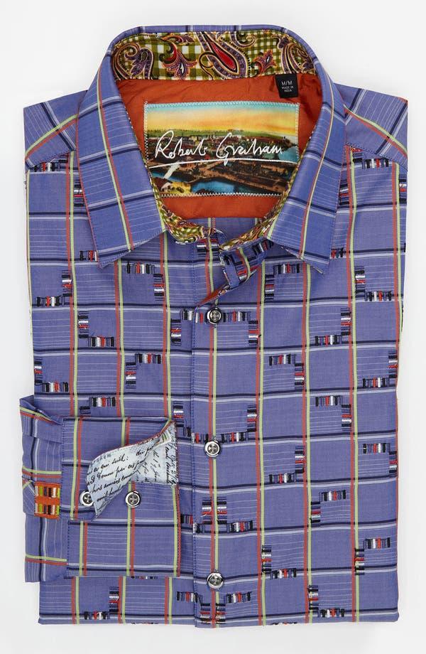 Alternate Image 2  - Robert Graham 'Even Keel' Sport Shirt