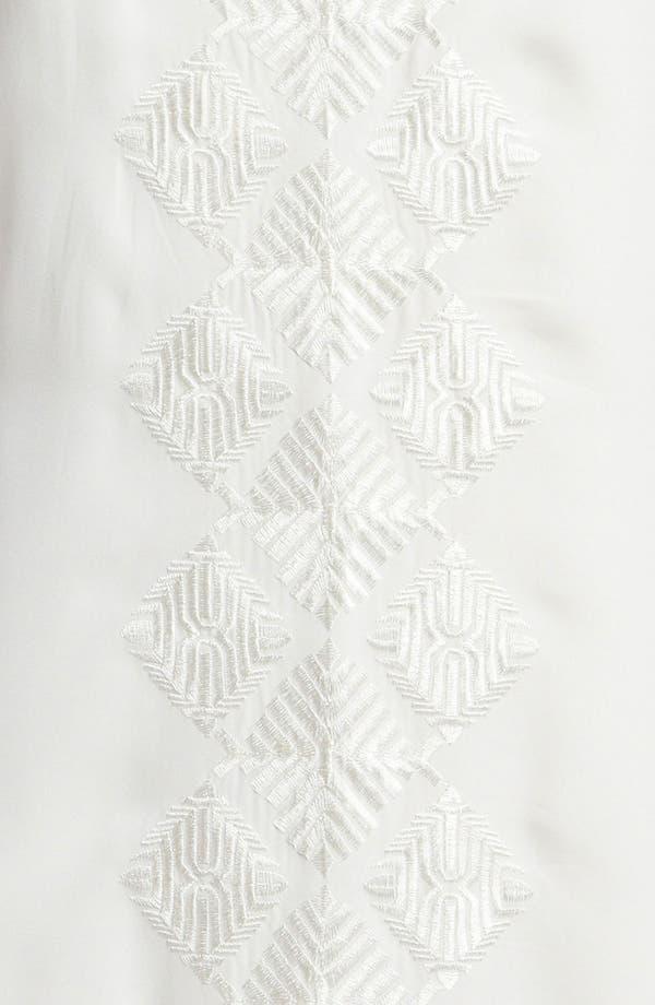 Alternate Image 3  - RBL Embroidered Shift Dress
