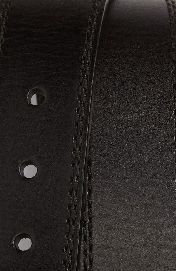 Alternate Image 2  - Fossil 'Josh' Reversible Belt