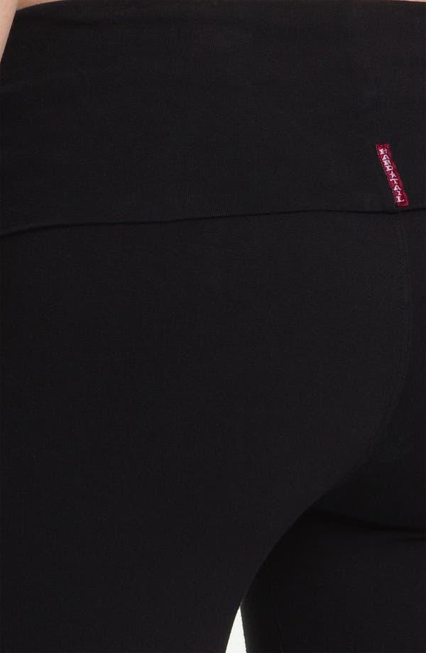 Alternate Image 3  - Hard Tail Capri Pants