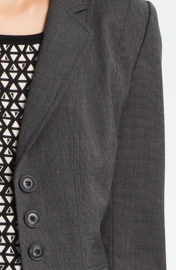 Alternate Image 3  - Halogen® 'End on End' Suit Jacket (Petite)