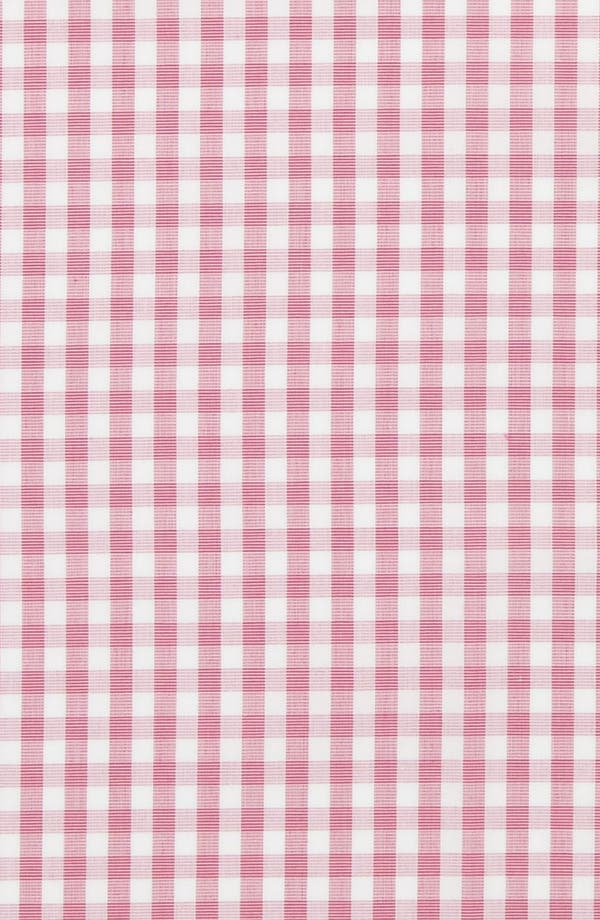 Alternate Image 3  - Brooks Brothers Gingham Pocket Square