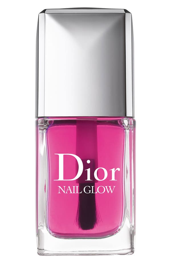 Alternate Image 1 Selected - Dior 'Nail Glow' Nail Enhancer