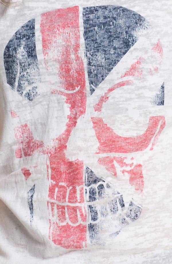 Alternate Image 3  - Project Social T Union Jack Skull Tank (Juniors) (Online Exclusive)