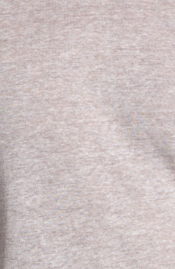 Alternate Image 3  - BOSS HUGO BOSS 'Franz' Linen Blend Sweater