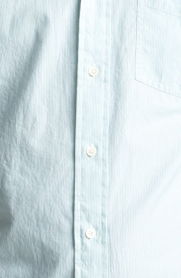Alternate Image 3  - Jack Spade 'Ortley' Bengal Stripe Cotton Shirt