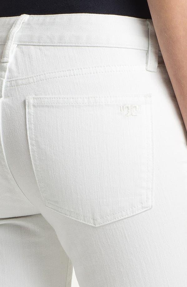 Alternate Image 3  - Tory Burch 'Alexa' Crop Skinny Stretch Jeans