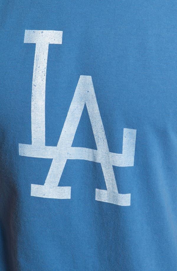 Alternate Image 3  - Red Jacket 'Dodgers - Brass Tack' T-Shirt