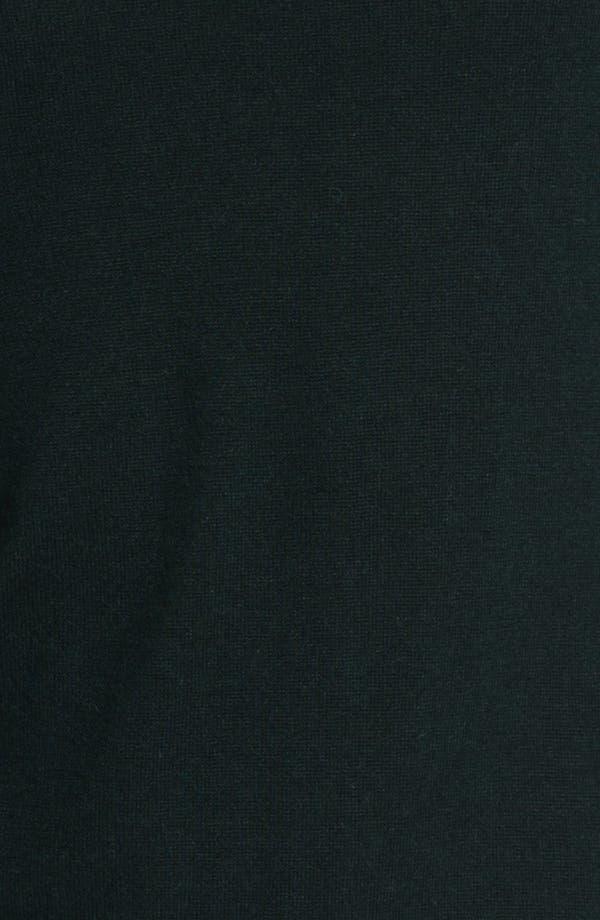 Alternate Image 3  - Armani Collezioni Quarter Zip Sweater