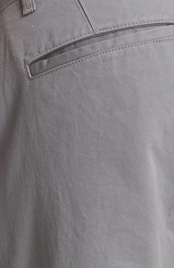 Alternate Image 3  - Topman Slim Straight Leg Chinos