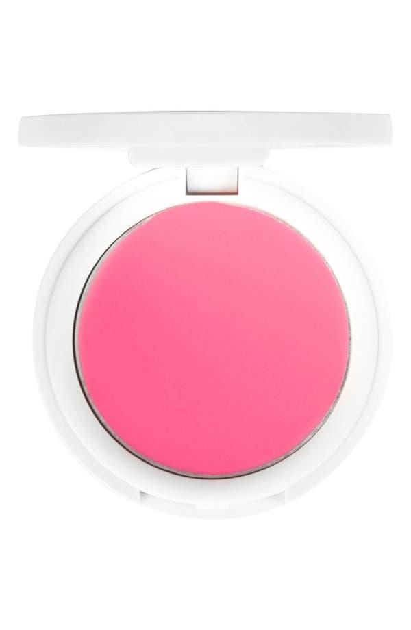 Alternate Image 1 Selected - Topshop Cream Blush