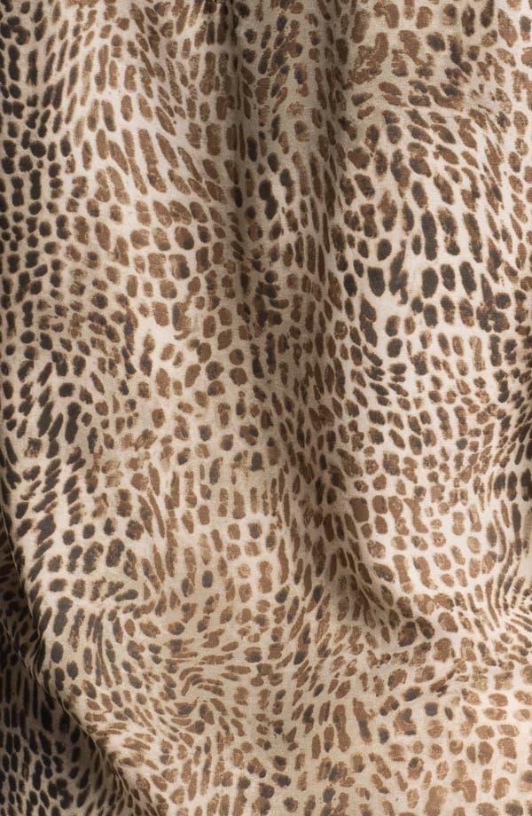 Alternate Image 3  - Vince Camuto Cheetah Print Blouse (Plus)