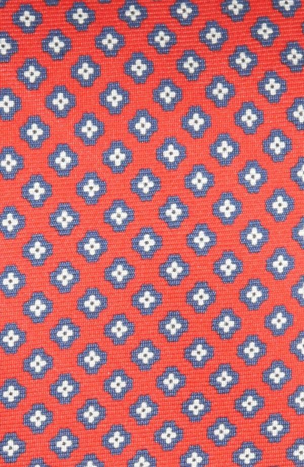 Alternate Image 2  - John W. Nordstrom® Print Silk Tie