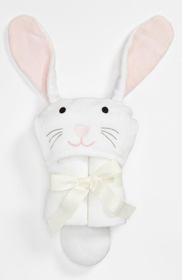 Alternate Image 1 Selected - Elegant Baby 'Bunny' Bath Wrap (Infant)