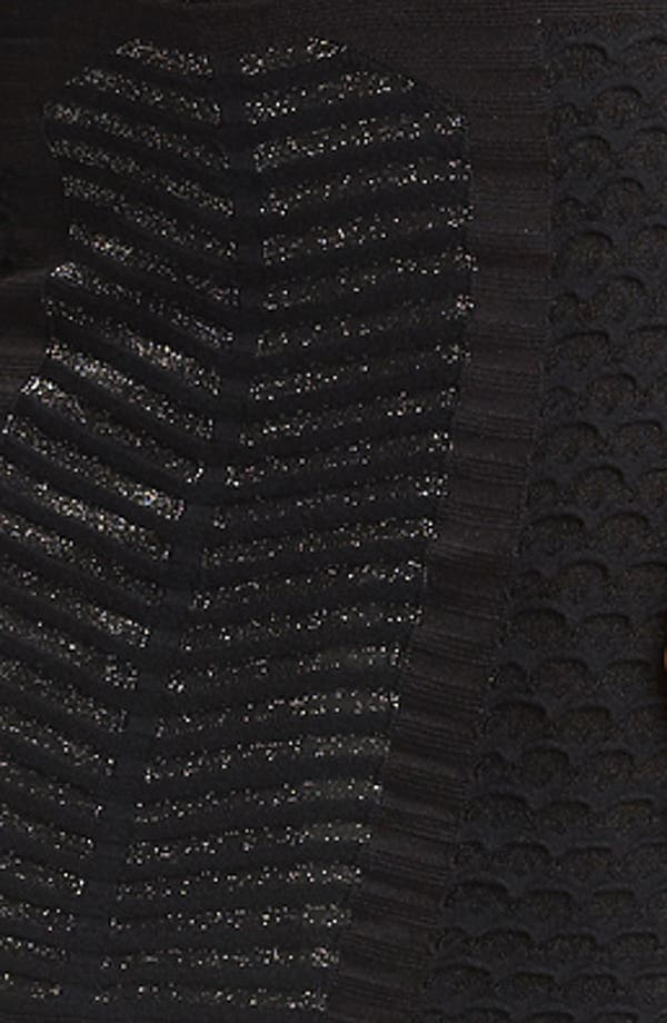 Alternate Image 3  - Missoni Sleeveless Stripe Knit Dress