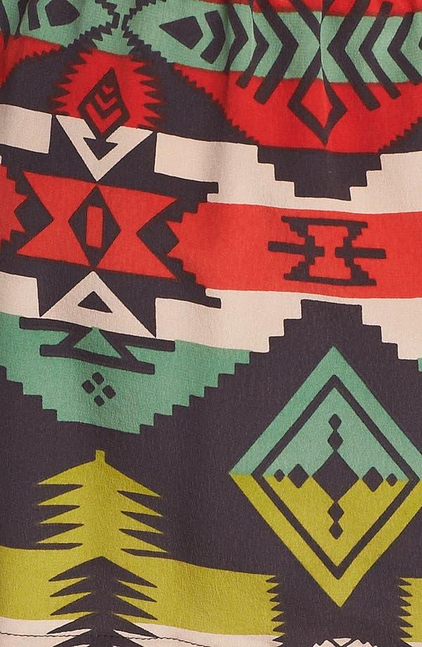 Alternate Image 3  - LFV by La Fee Verte Silk Shorts